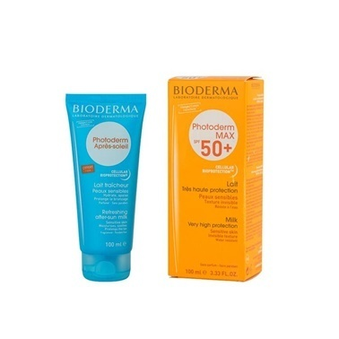 Bioderma  Photoderm Max Lait SPF 50+ 100ml Set Renksiz